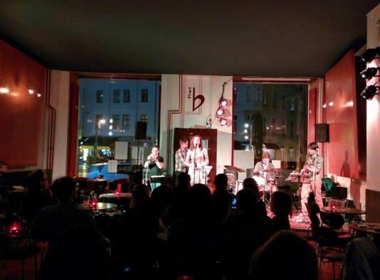 //The red doo//Bflat, Berlin, 2014