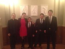 //Rote Rathaus Berlin, 2013// Max Mucha, Mb, Florian Menzel, Chris Colaco, Philipp Schaeper