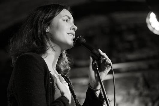 //Mirna Bogdanovič Trio concert//Jazz Club Satchmo, Slovenia, 2013